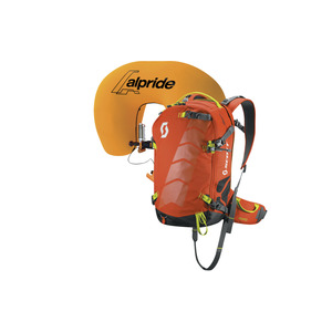 photo: Scott Air Free AP Alpride 22 Kit avalanche airbag pack
