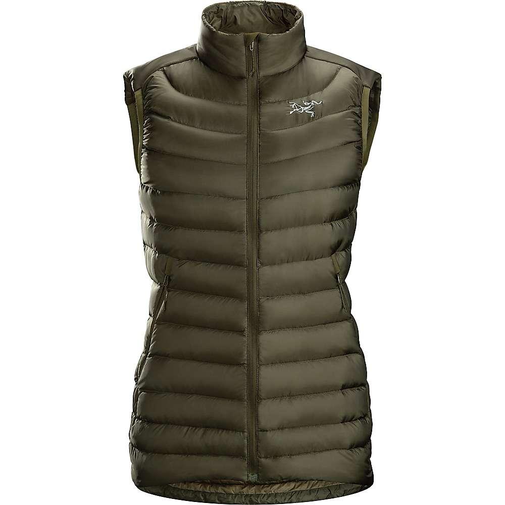 photo: Arc'teryx Women's Cerium LT Vest down insulated vest