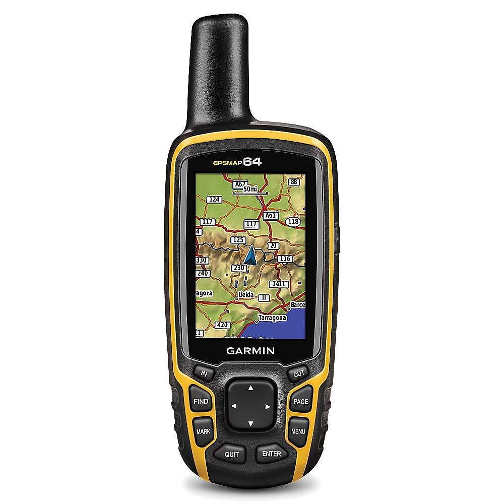 photo: Garmin GPSMap 64 handheld gps receiver
