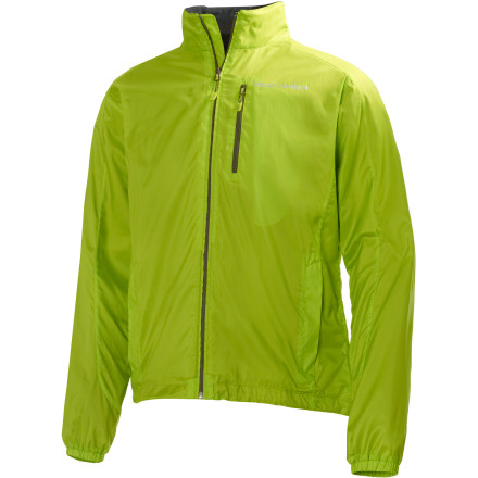 photo: Helly Hansen Odin Foil Jacket wind shirt