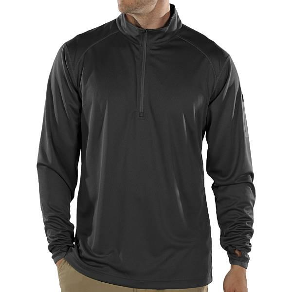 ExOfficio Sol Cool Tech Quarter-Zip Shirt
