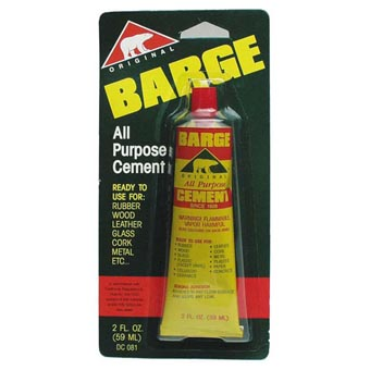 Liberty Mountain Barge Cement