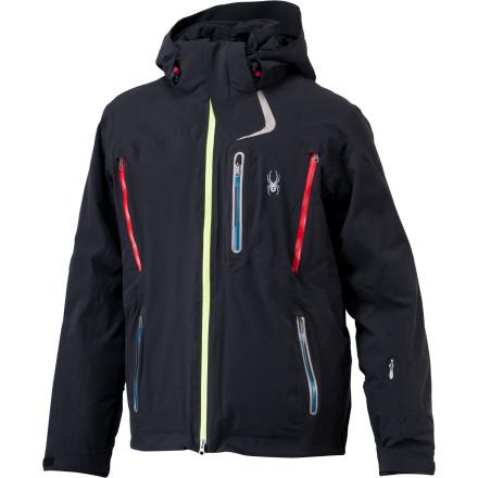 photo: Spyder Vyper Jacket snowsport jacket