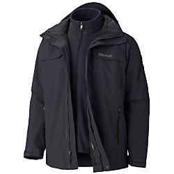 photo: Marmot Sidehill Component Jacket component (3-in-1) jacket