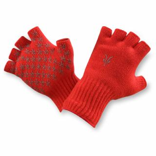 photo: Ibex Knitty Gritty Fingerless Glove fleece glove/mitten