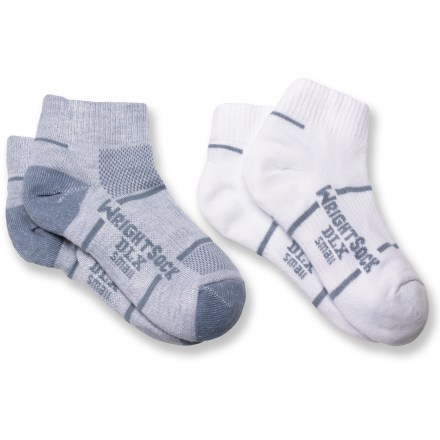 WrightSock Cushioned DLX Sock