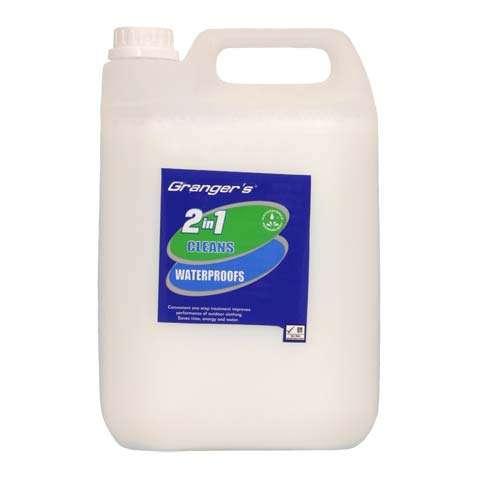 Granger's 2 in 1 Cleans/Waterproofs