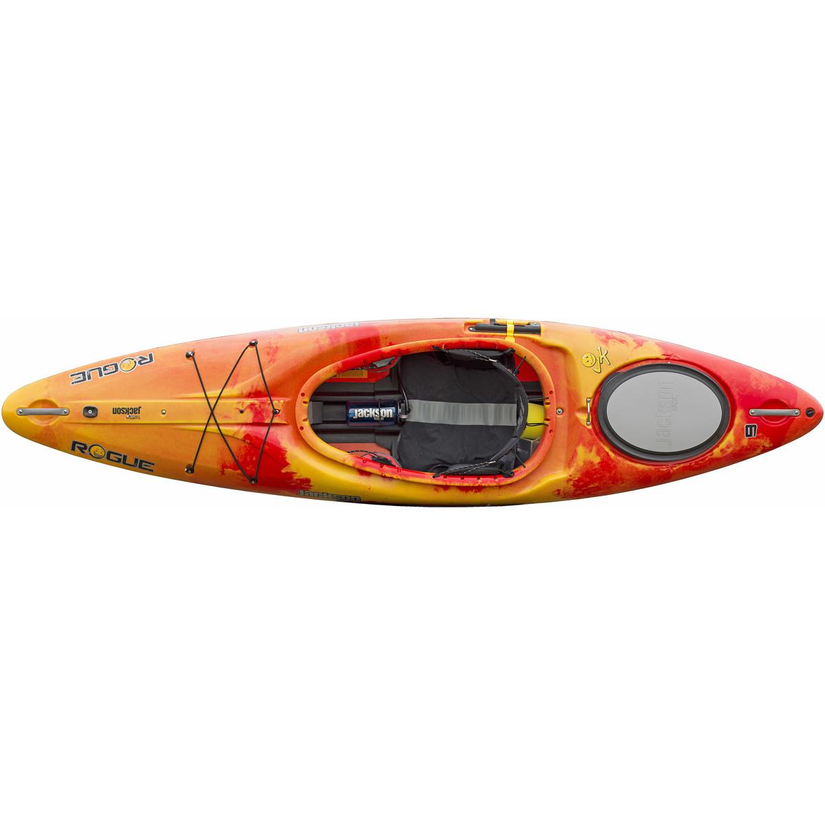 photo: Jackson Kayaks Rogue 9 whitewater kayak