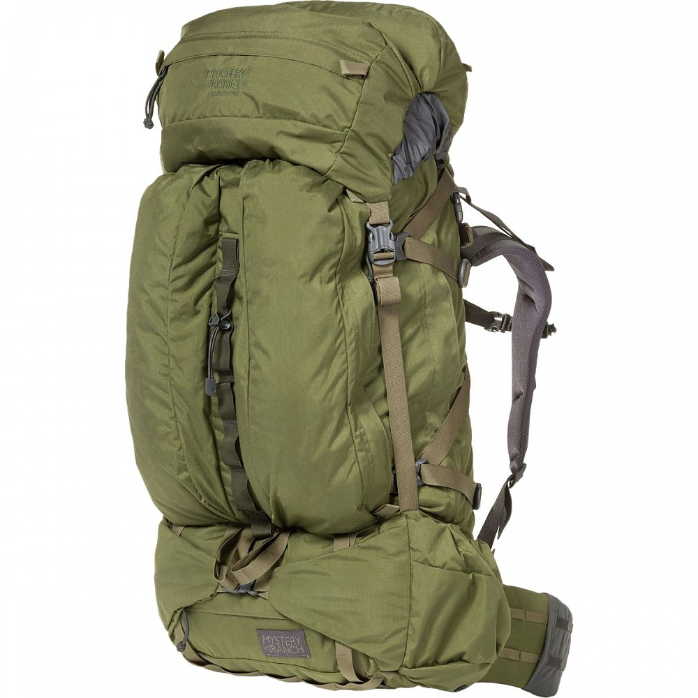 photo: Mystery Ranch Terraplane expedition pack (70l+)