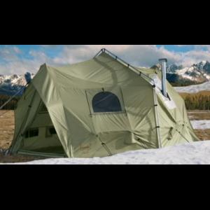 photo: Cabela's Big Horn III Tent four-season tent