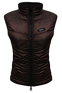 photo of a Finisterre synthetic insulated vest