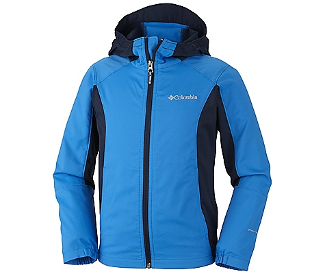 photo: Columbia Splash Flash Hooded Softshell soft shell jacket