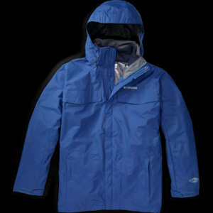photo: Columbia Men's Bugaboo Interchange Jacket component (3-in-1) jacket
