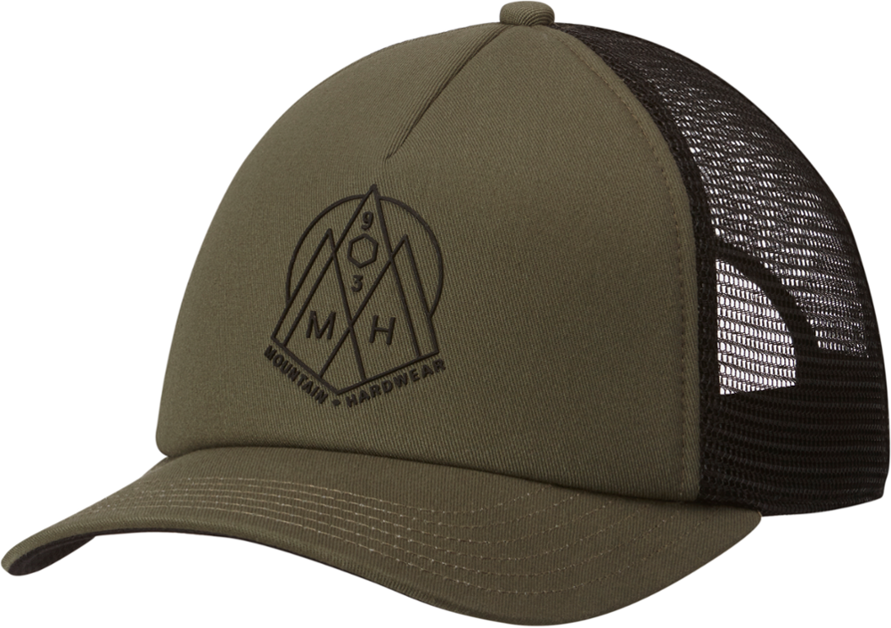 Mountain Hardwear 3 Peaks Trucker Hat