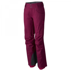 photo: Mountain Hardwear Snowburst Insulated Cargo Pant synthetic insulated pant