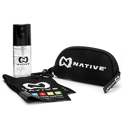 photo: Native Eyewear Lens Cleaning Kit sunglass accessory