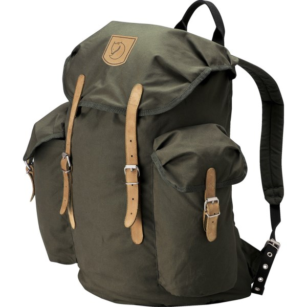 photo: Fjallraven Vintage 30 Pack daypack (under 2,000 cu in)