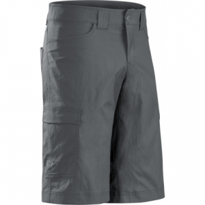 photo: Arc'teryx Men's Rampart Long Short hiking short