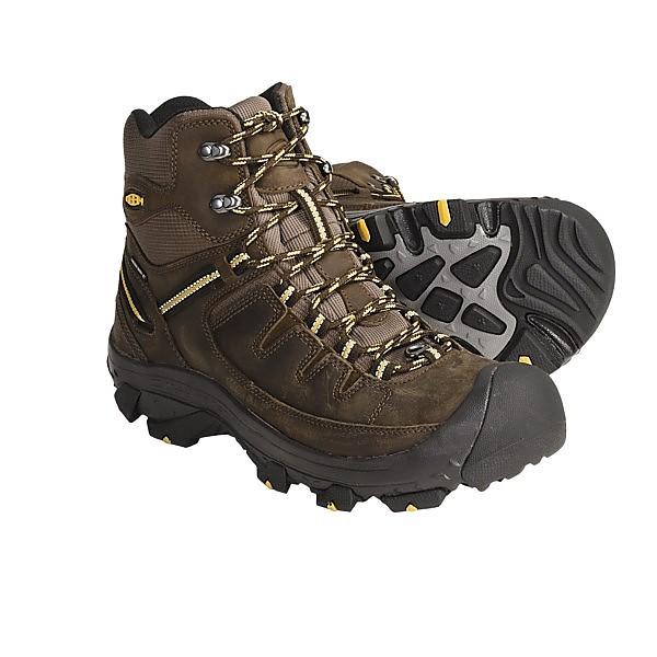 photo: Keen Delta hiking boot
