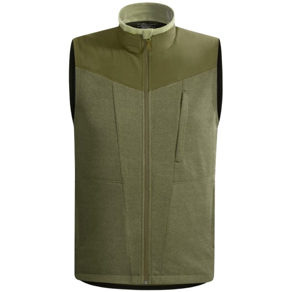 photo: ExOfficio Men's Adventure Seeker Vest fleece vest