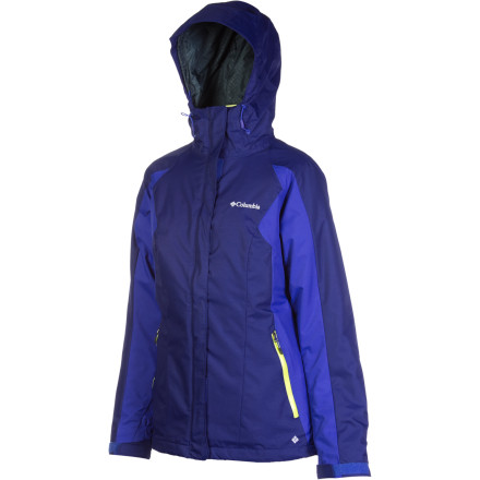 photo: Columbia Vertical Convert Interchange Jacket component (3-in-1) jacket