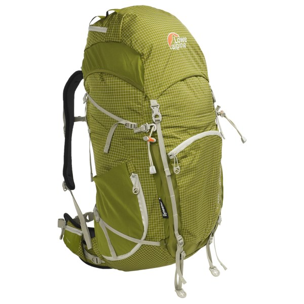 photo: Lowe Alpine Nanon 40:45 overnight pack (2,000 - 2,999 cu in)