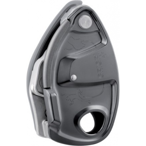 photo: Petzl Grigri 2 belay/rappel device