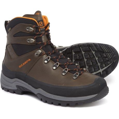 photo: Scarpa R-Evolution Plus GTX backpacking boot