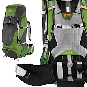 photo: GoLite Terrono 70 weekend pack (3,000 - 4,499 cu in)