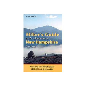 photo: Huntington Graphics Hiker's Guide to New Hampshire us northeast guidebook