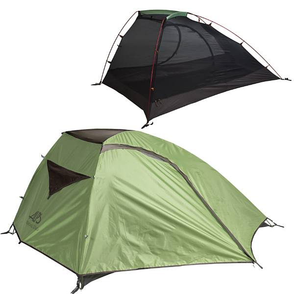 photo: ALPS Mountaineering Zenith 2 AL Tent three-season tent