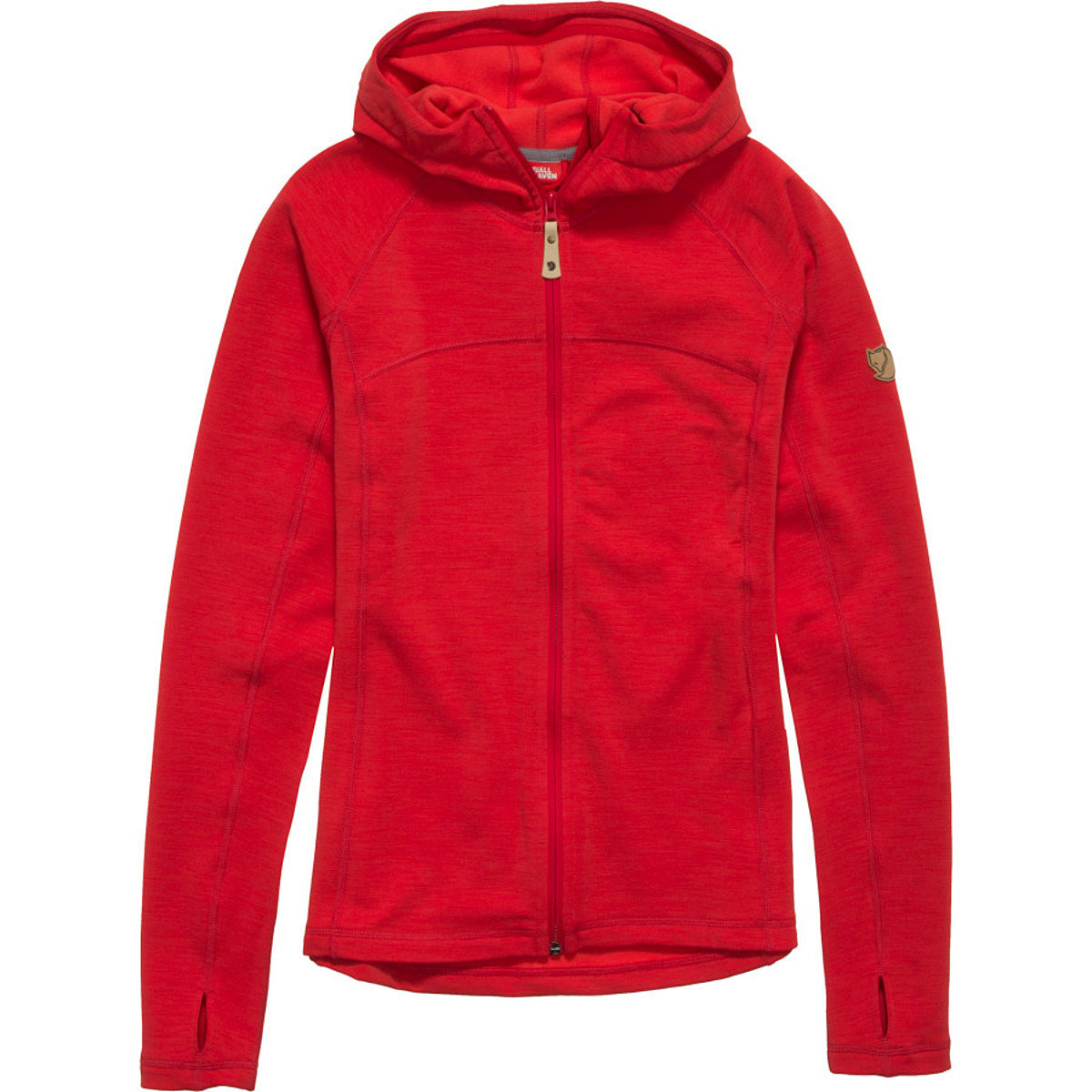 photo: Fjallraven Women's Tur Fleece Hoodie fleece jacket