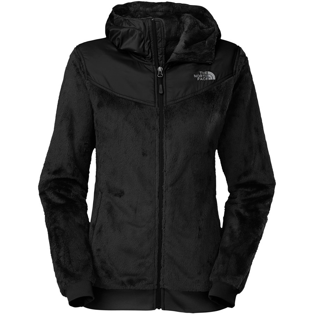 photo: The North Face Oso Hoodie fleece jacket