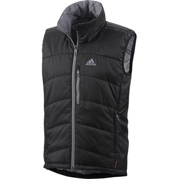 photo: Adidas Terrex Swift Primaloft Vest synthetic insulated vest