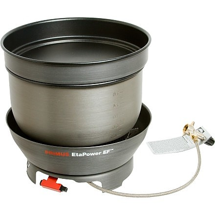 photo: Primus EtaPower EF compressed fuel canister stove