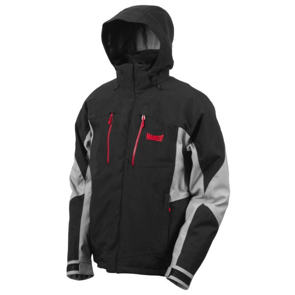 photo: Marker USA Blackjack Zonal synthetic insulated jacket