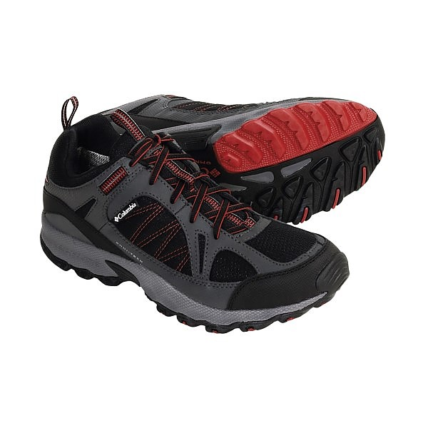 photo: Columbia Switchback Omni-Tech trail shoe