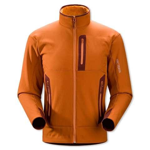 photo: Arc'teryx Hyllus Jacket fleece jacket