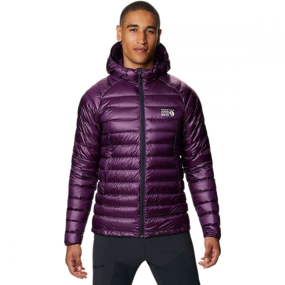 photo: Mountain Hardwear Men's Phantom Down Hoody down insulated jacket