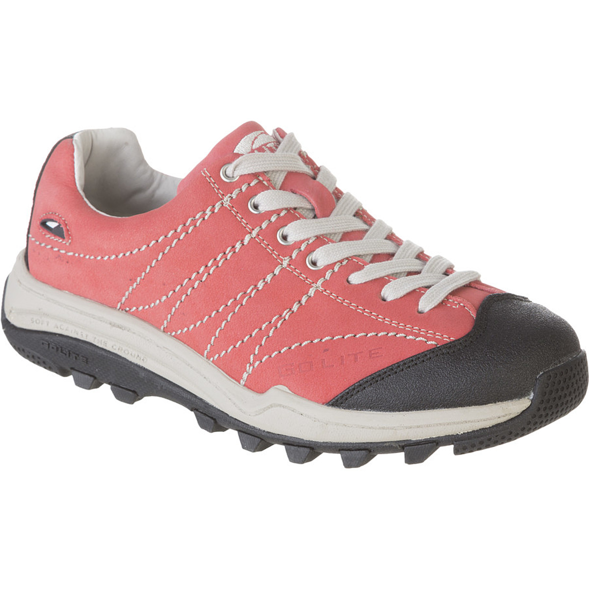photo: GoLite Footwear Women's Lime Lite trail shoe