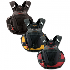 photo: Stohlquist Descent life jacket/pfd