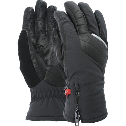 photo: Spyder Crucial Glove insulated glove/mitten