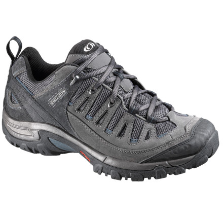photo: Salomon Men's Exit Aero trail shoe