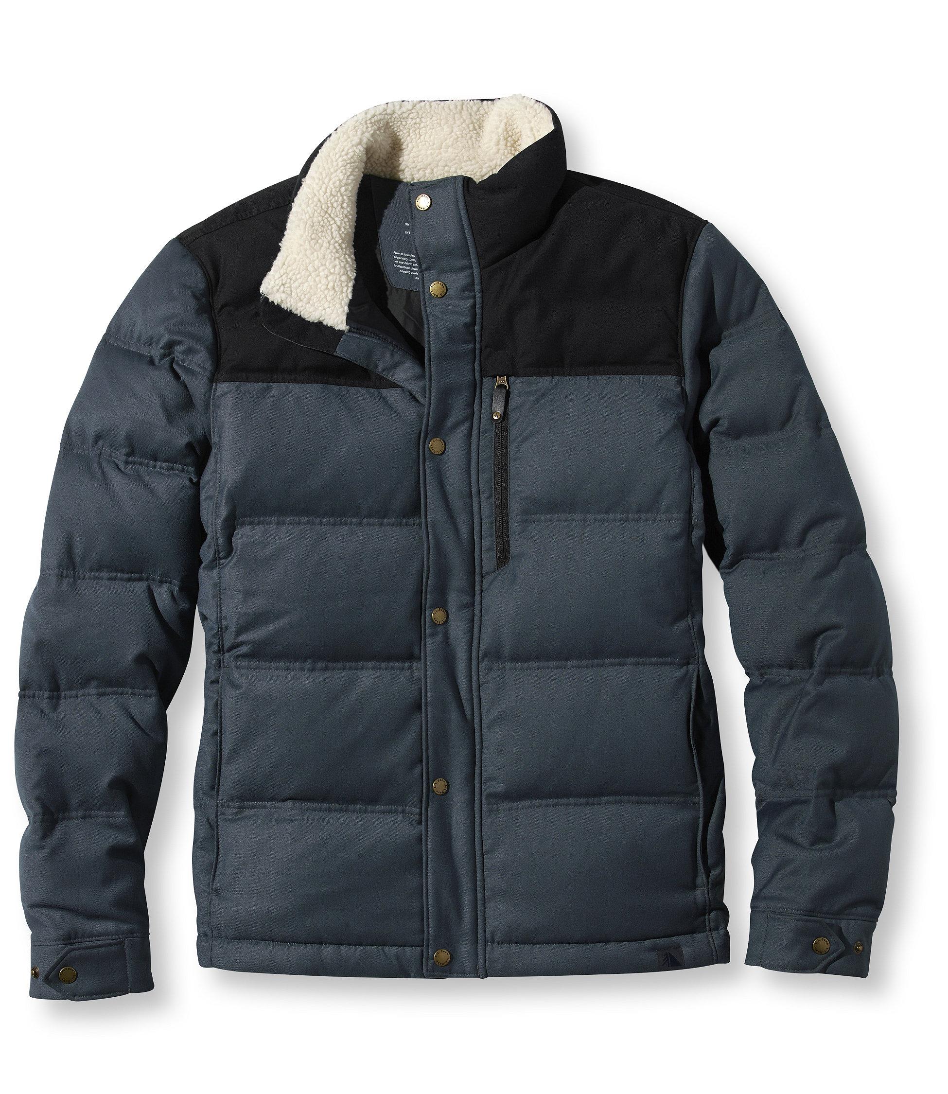 photo: L.L.Bean Brackett Basin Down Jacket down insulated jacket