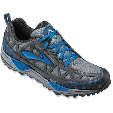 photo: Brooks Cascadia 8 trail running shoe