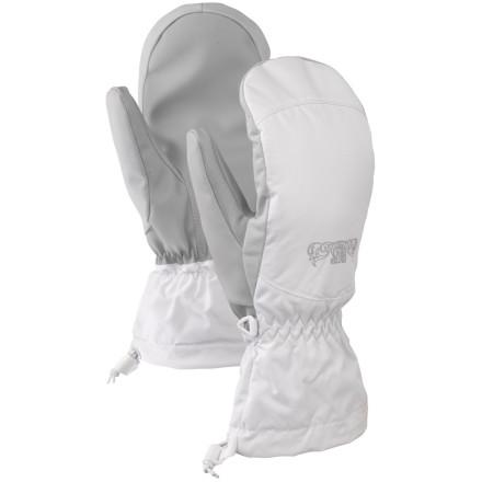 photo: Burton Profile Mitts insulated glove/mitten