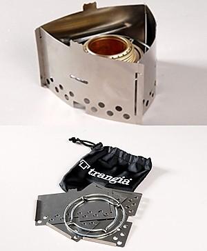 photo: Trangia 25-1 UL alcohol stove