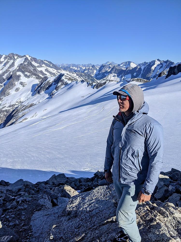 photo: Gore H5 Gore-Tex Active Hooded Jacket waterproof jacket
