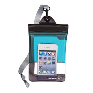 Travelon Clear View Waterproof Pouch