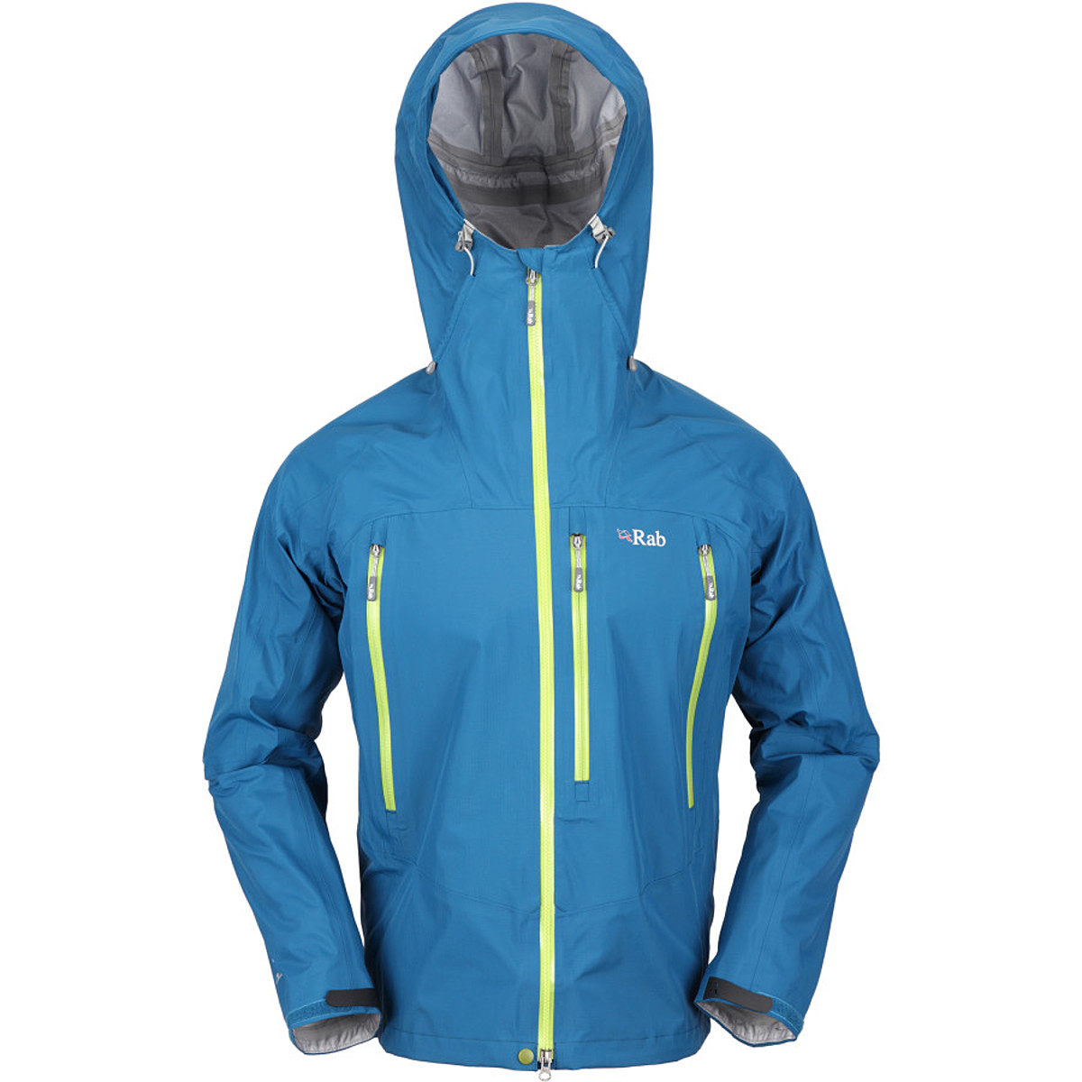 photo: Rab Nexus Jacket waterproof jacket